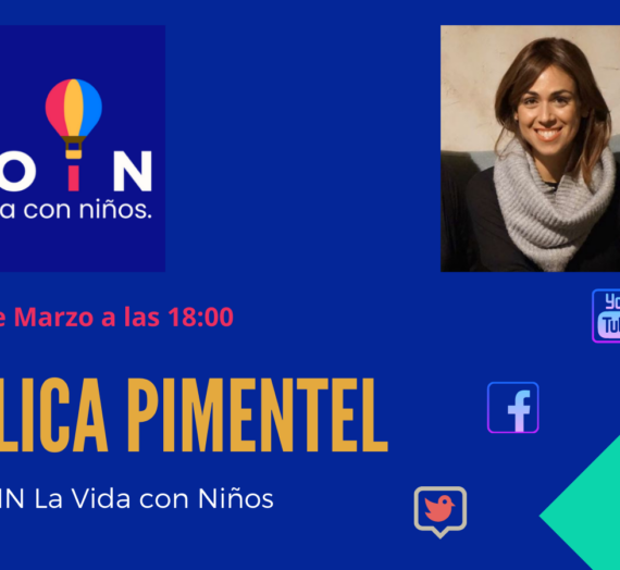 Entrevista a Angélica Pimentel CEO de Poin La vida con Niños