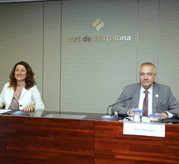 El Port de Barcelona aumenta su apuesta en la segunda edición de la Barcelona New Economy Week