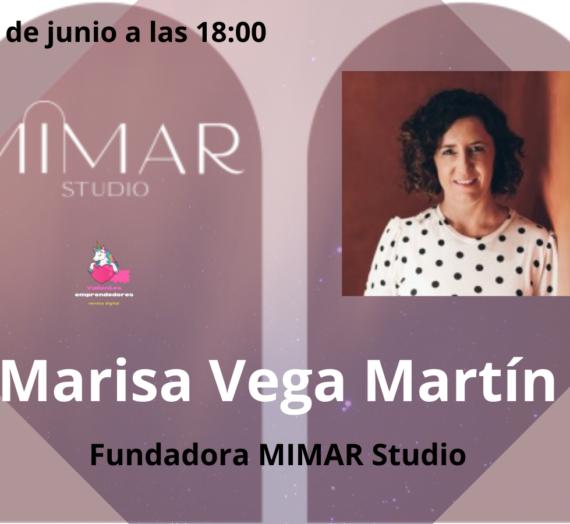 Entrevista a Marisa Vega, fundadora de Mimar Estudio