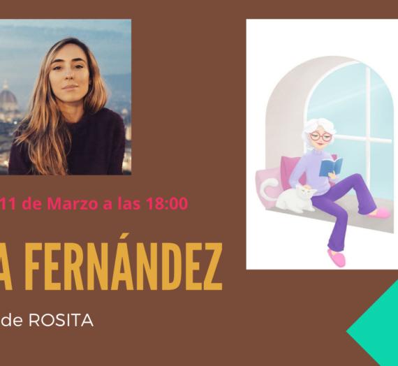 Entrevista a Clara Fernández, fundadora de Rosita Coach de Longevidad