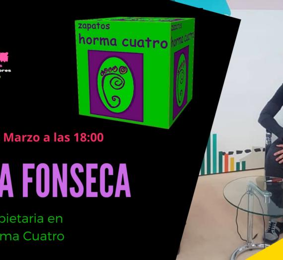Entrevista a Regina Fonseca, Gerente de Zapatos Horma Cuatro