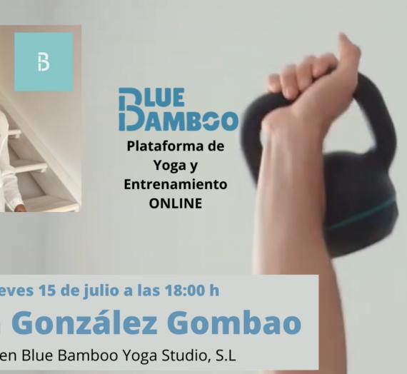 Valiente Entrevista a Paula González Gombao, CEO en Blue Bamboo Yoga Studio, S.L.