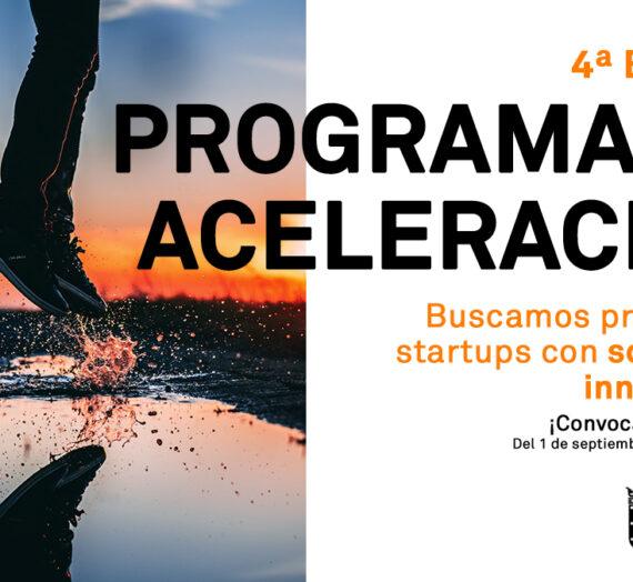 La Nave lanza la 4ª edición de su programa de aceleración de startups