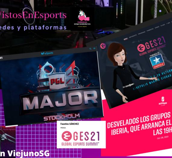 Llega el Global Esports Summit, desvelados los grupos de la Six Master Iberia, Finales de Worlds2021 en cines
