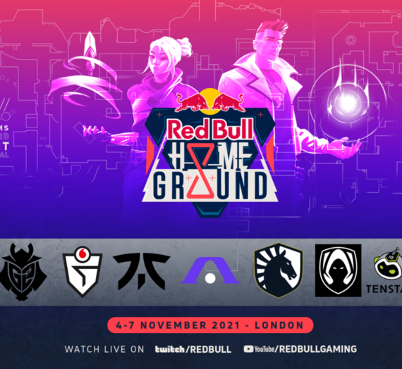 La Red Bull Home Ground, la invitación exclusiva de VALORANT profesional, regresa este noviembre